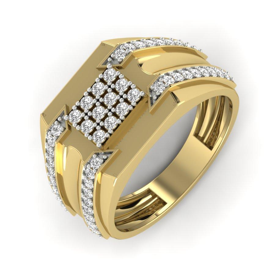 Diamond Ring Price Man