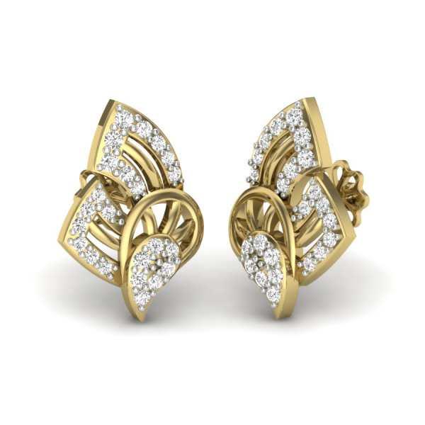 Butterfly Dew Drops Earring