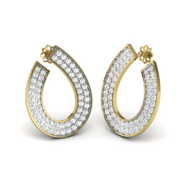 Magical You Diamond Earring