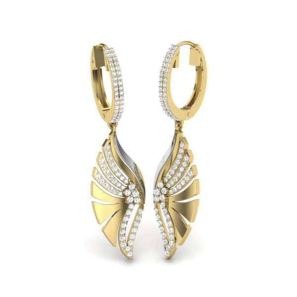 Shine Yourself Diamond Earring
