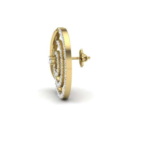 Stunning Floret Earring