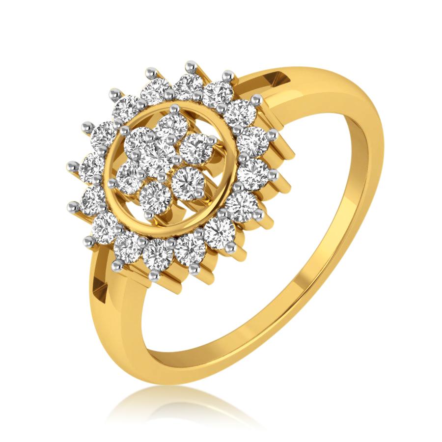 Floria Diamond Ring