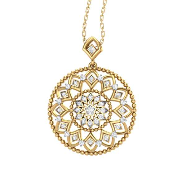 Gorgeous Circle Pendant
