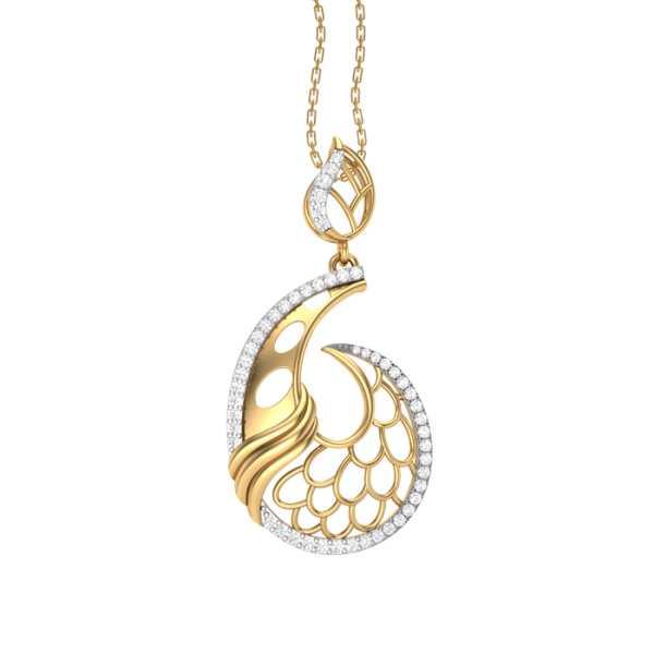 Kareena Diamond Pendant