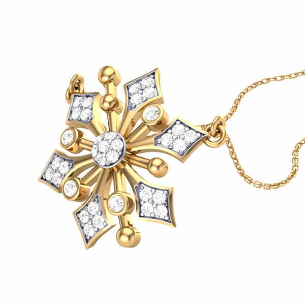 30 and beyond Diamond Pendant