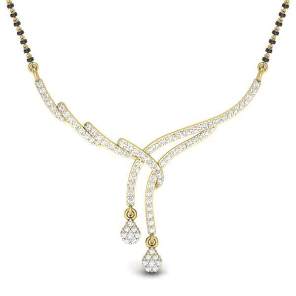 Glorious Twirls Mangalsutra