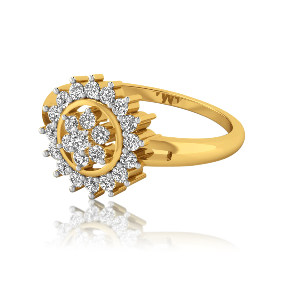 Floria Diamond Ring