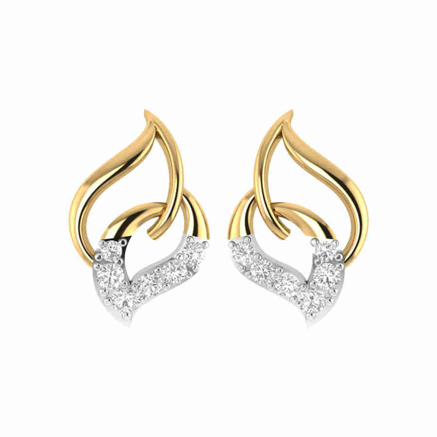 Divine Beauty Diamond Earring