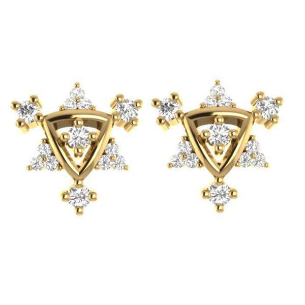 7 Love Diamond Earring