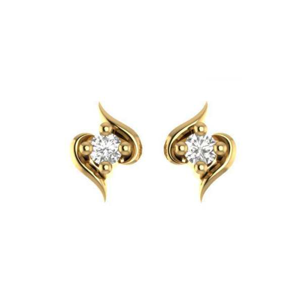 One Studed Earring