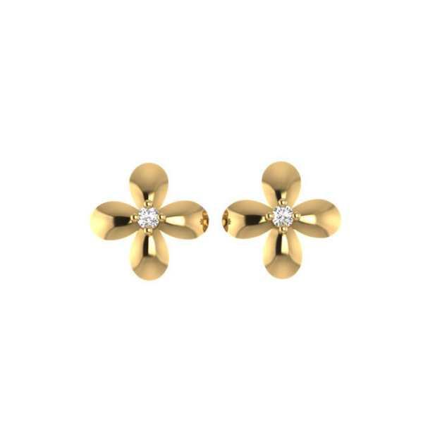 One Twinkling Design Earring
