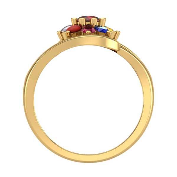 Classic 9 Navratna Ring