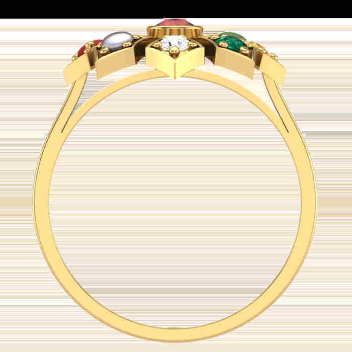 Nine Arrows Navratna Ring