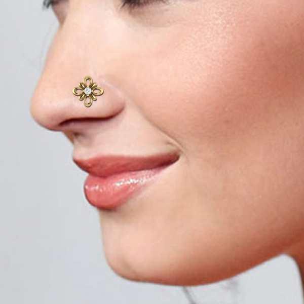 Stunning Butterfly  Nosepin