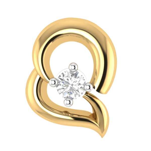Love Within Diamond Nosepin