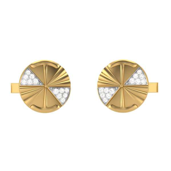 Wheel of Fortune Cufflink