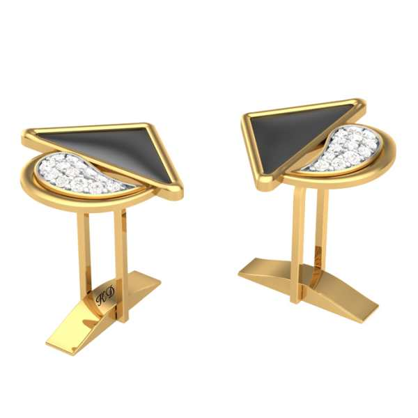Man of Substance Cufflink