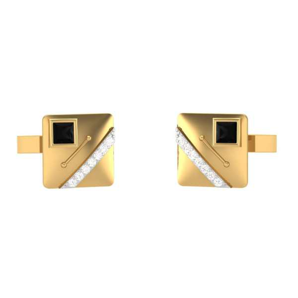 Fashionable Square  Cufflink