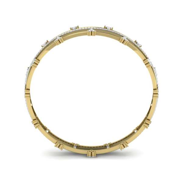 Timeless Beauty Diamond Bangle