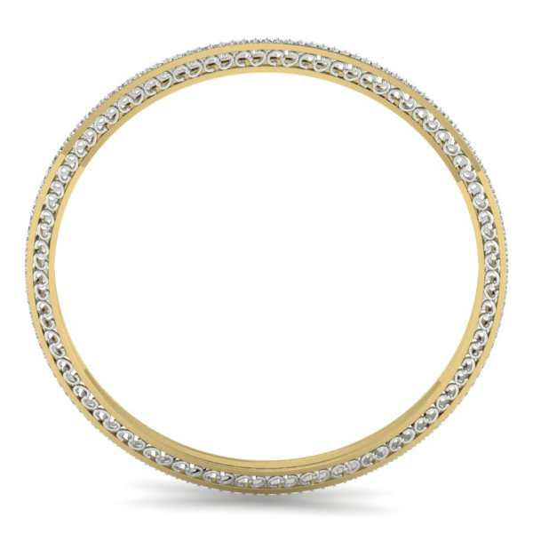 Eternity Diamond Bangle