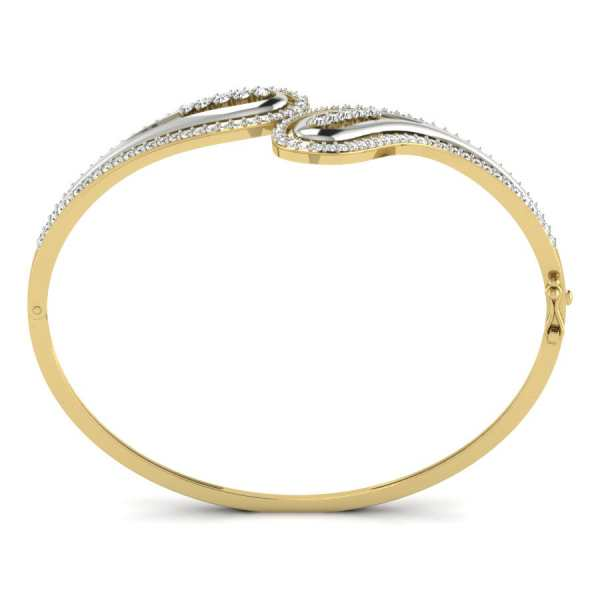 Defining Beauty Diamond Bangle