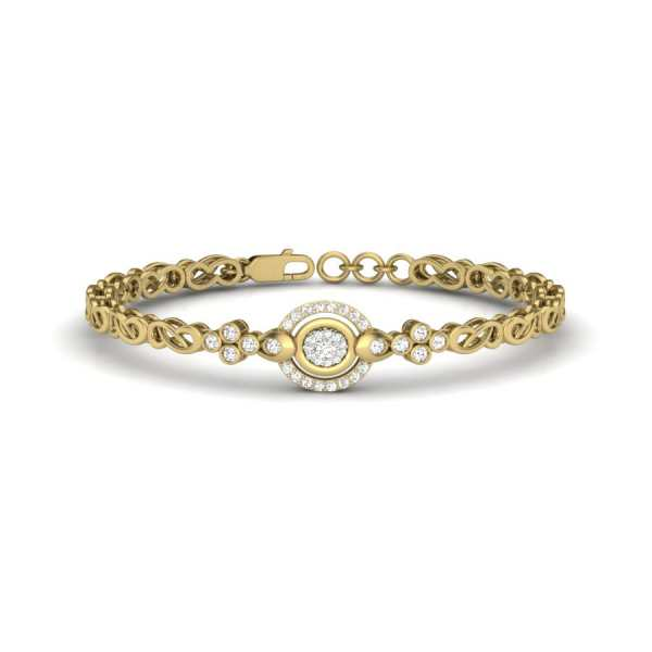 Eternal Diamond Bangle