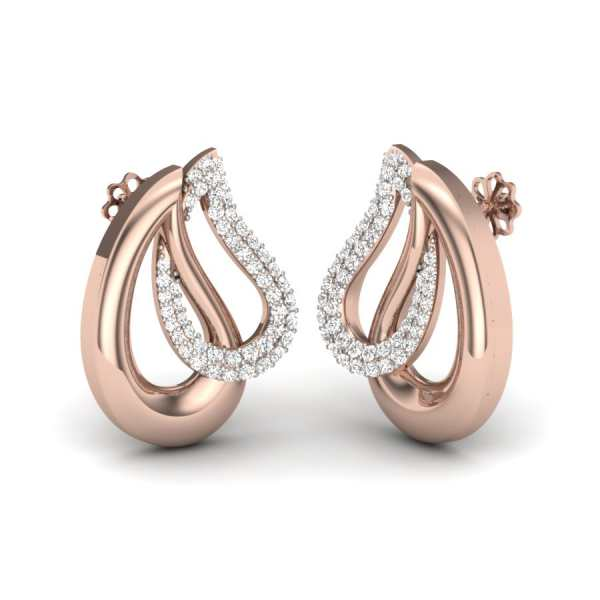 Two Koyari with Diamond Earrin