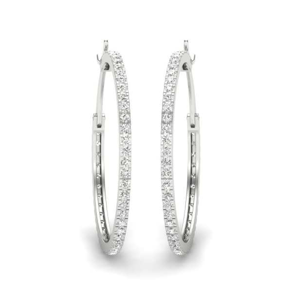 Ring Diamond Earring