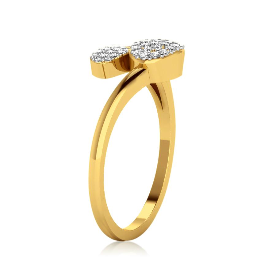 Eternal Love Diamond Ring