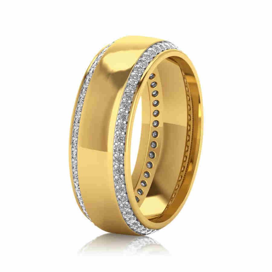 Stateay Diamond Ring