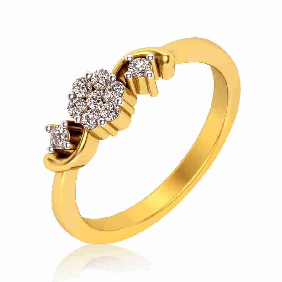 Glamours Diamond Ring
