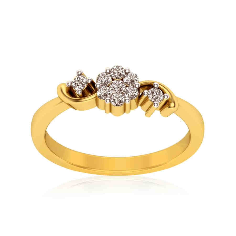 Timeless Sparkle Diamond Ring