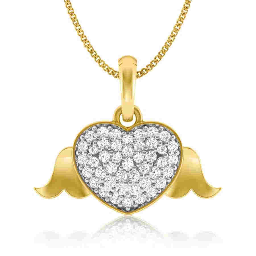 Love Trimpuh Diamond Pendant