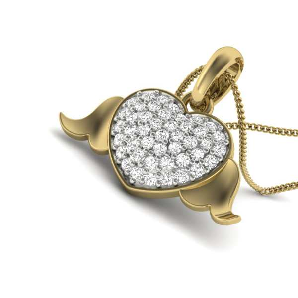 Love Trimpuh Diamond Pendant