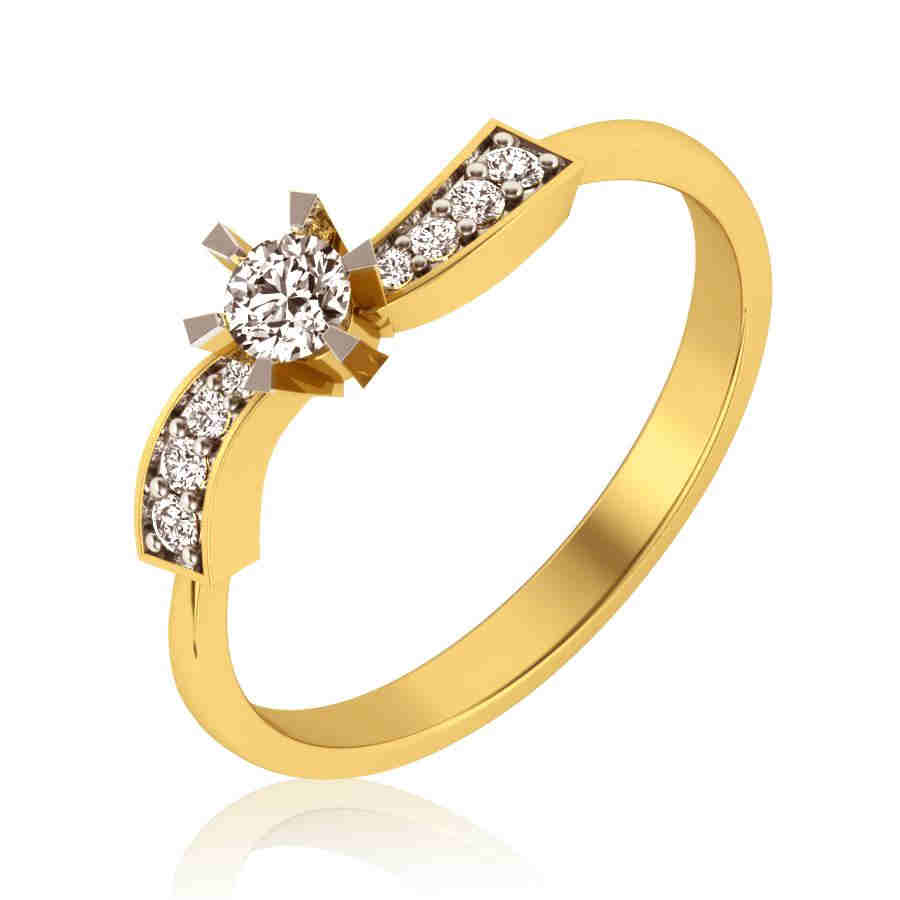 Elegant n Classic Diamond Ring