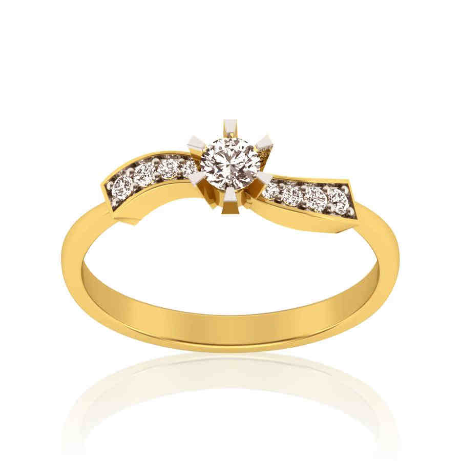 Elegant n Classic Diamond Ring
