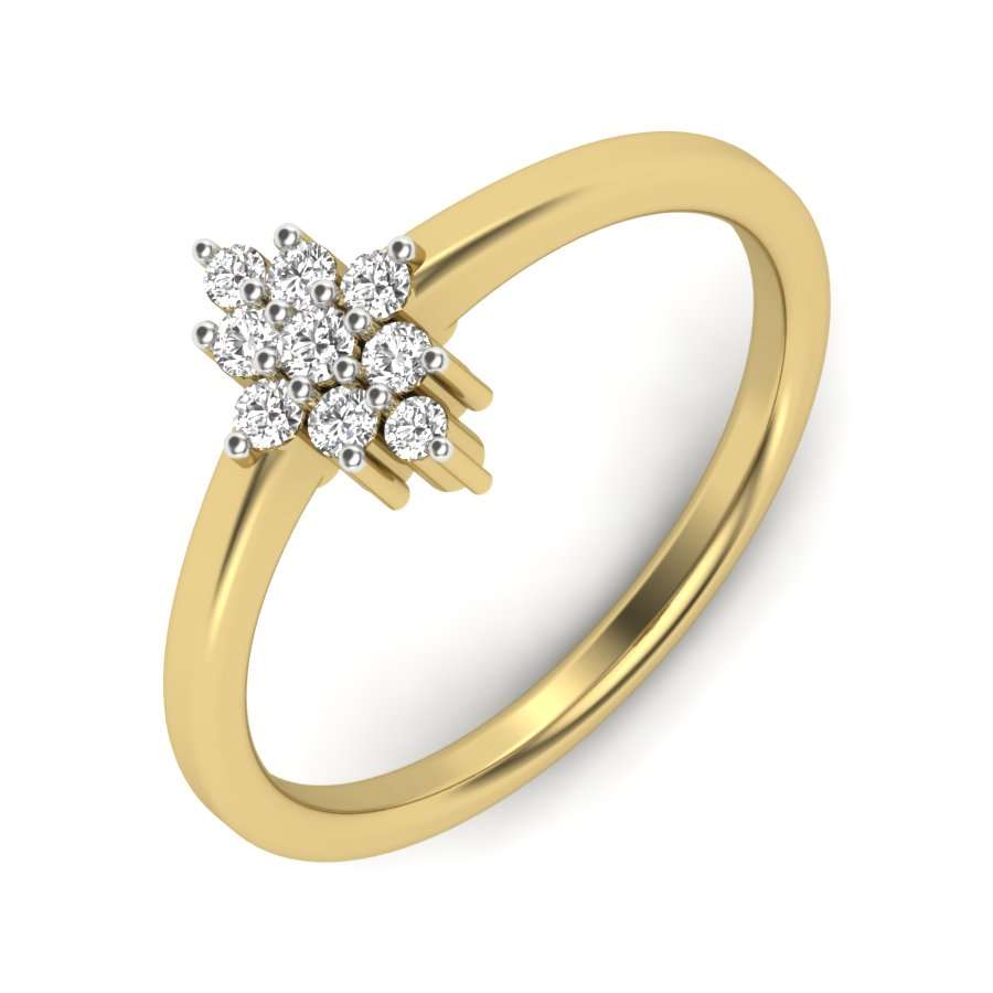 Express Love Diamond Ring
