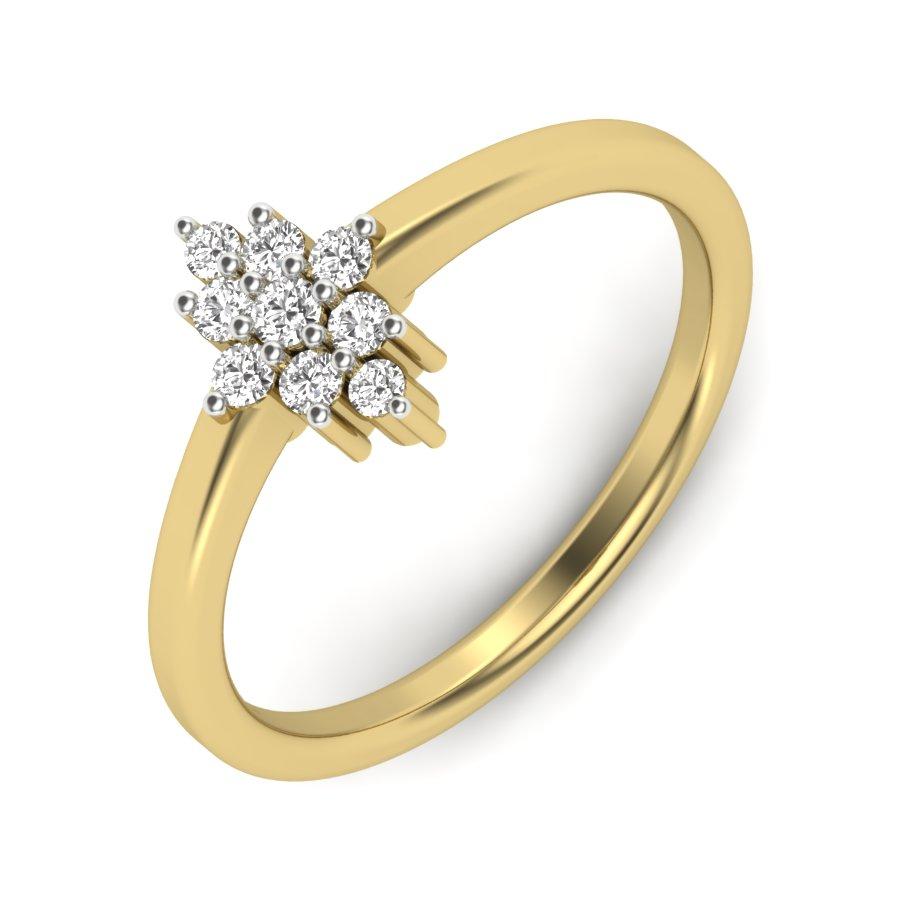 Express Love Diamond Ring