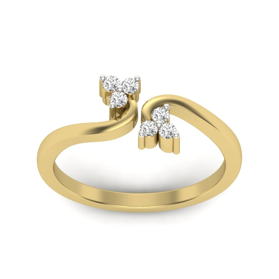 Best Gold Diamond Ring