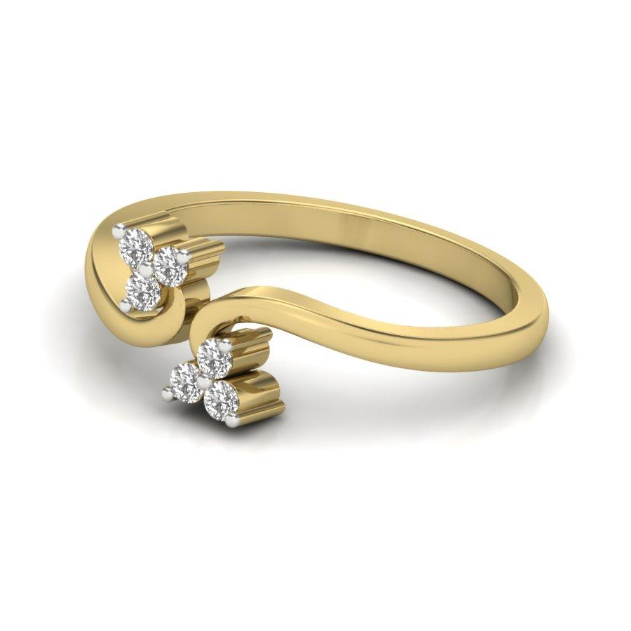Best Gold Diamond Ring
