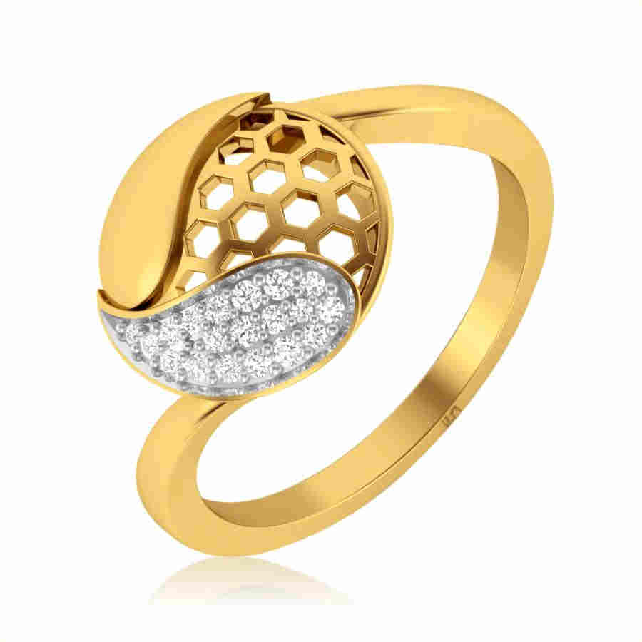 Circle of Love Diamond Ring