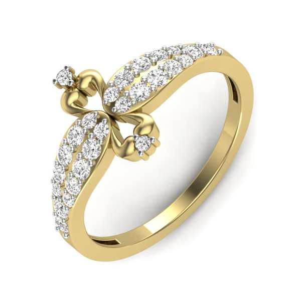 Forever Beauty Diamond Ring