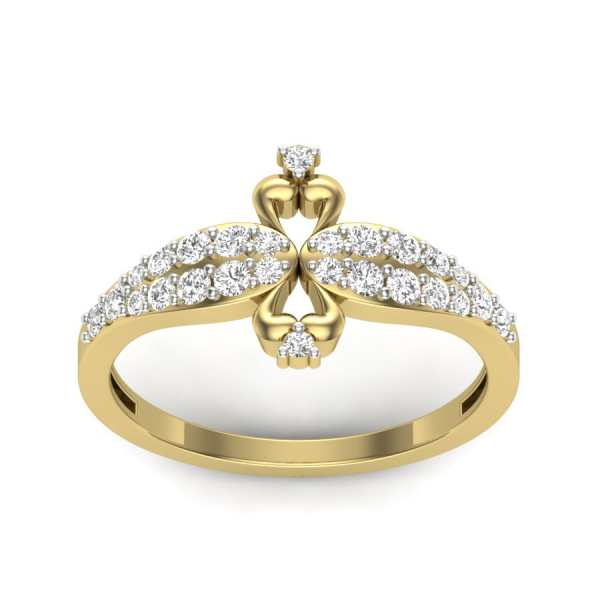 Forever Beauty Diamond Ring