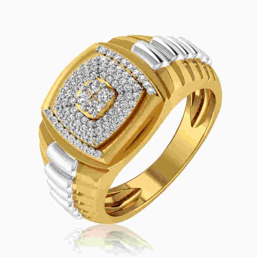 Gallant Diamond Ring