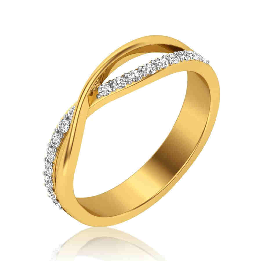 Kasturi Diamond Ring