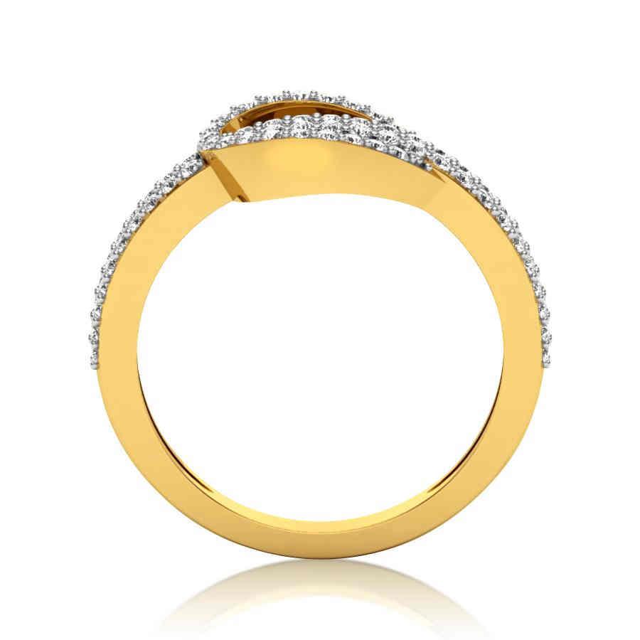 Theistic Diamond Ring