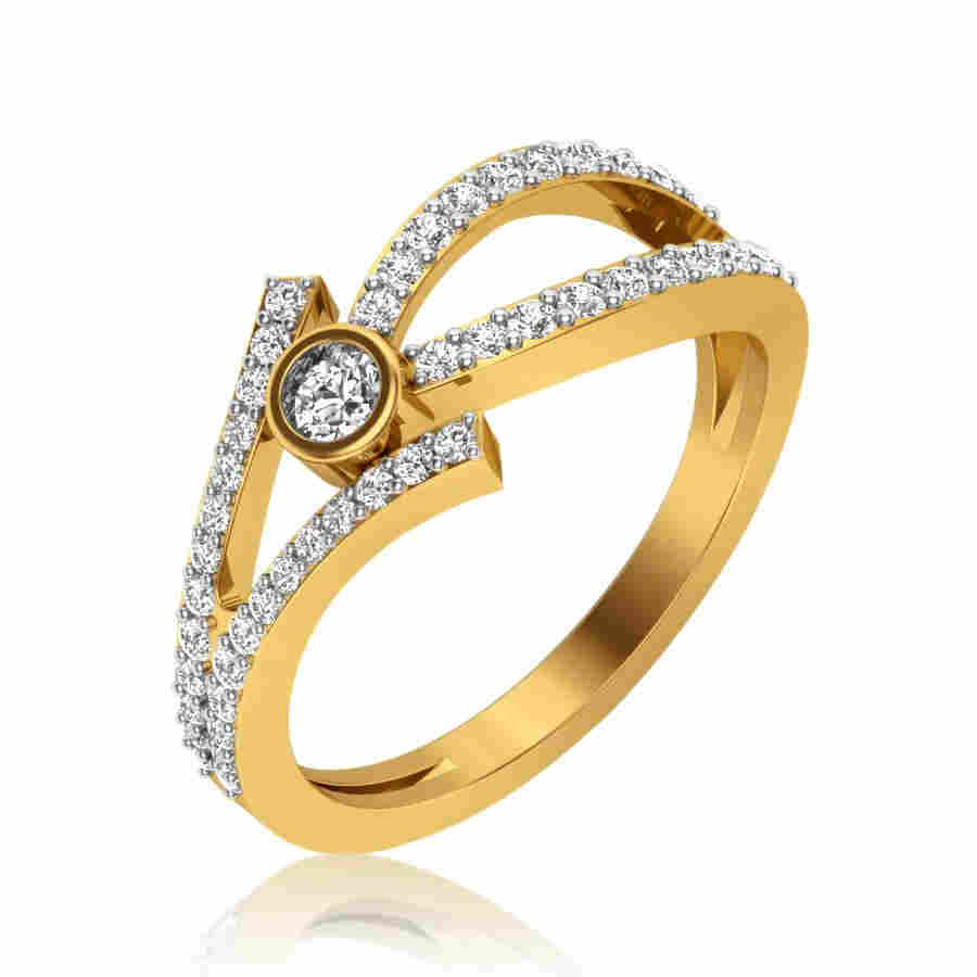 Shining One within Bow Diamond