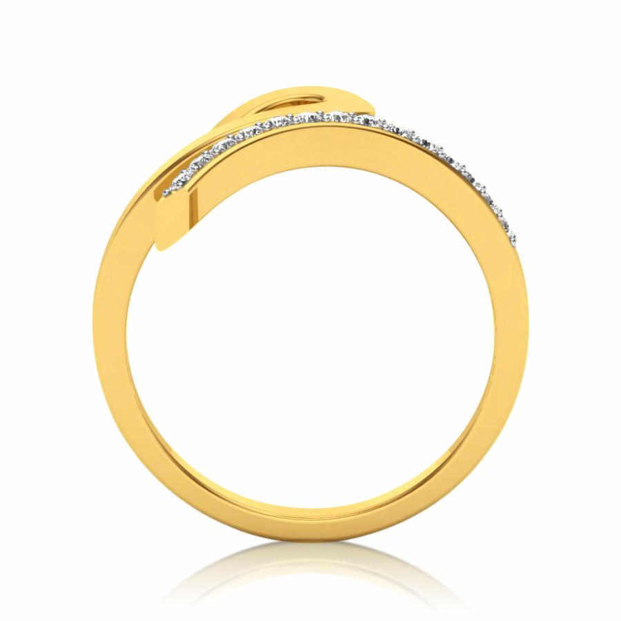 Luscious Diamond Ring