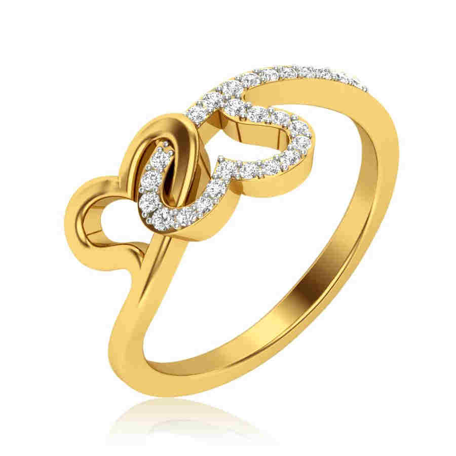 Angilic Love Ring