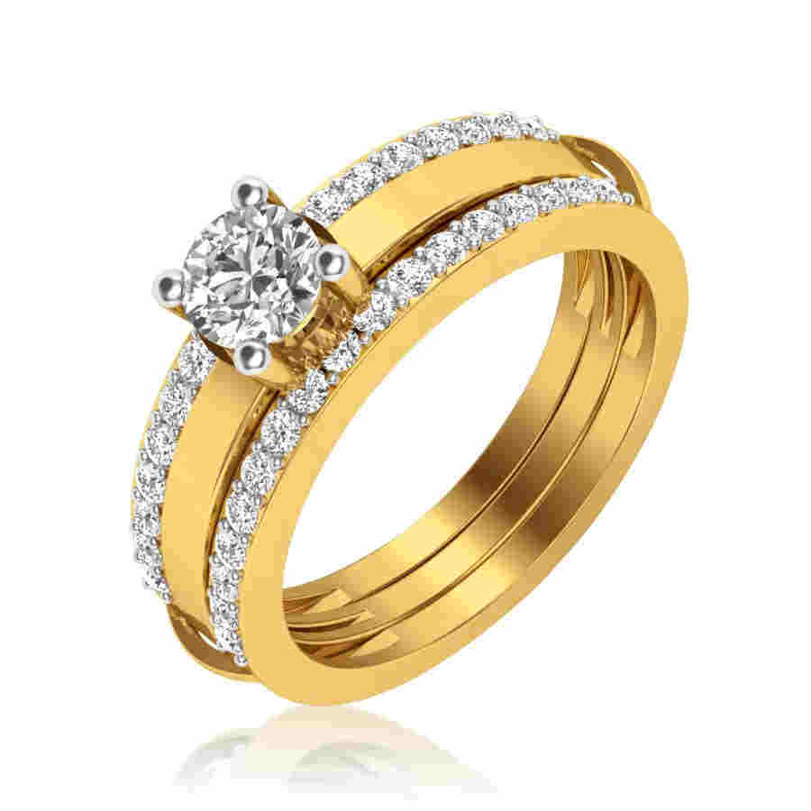 Vigor Diamond Ring